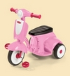 RADIO FLYER GIRL'S CLASSIC LIGHTS & SOUNDS TRIKE